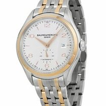 Baume & Mercier Clifton Steel Gold 10140