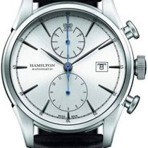 Hamilton Spirit of Liberty Chronograph Automatik H32416781