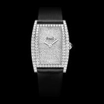 Piaget Limelight Tonneau-Shaped Lady WG18K & Diamonds...
