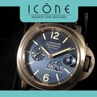 "Panerai LUMINOR Power Reserve Titanium ""Blue Dial""..."