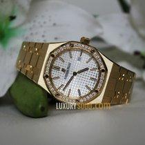 Audemars Piguet 8k Yellow Gold and Diamonds Audemars Piguet...