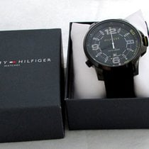Tommy Hilfiger BIG SIZE, black gunmetal , all original