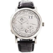 A. Lange & Söhne Lange 1 Time Zone - German dial