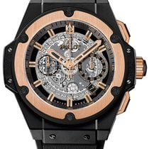 Hublot King Power UNICO Ceramic Black Magic 48mm 701.co.0180.rx