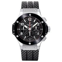 Hublot Big Bang 44mm Automatic Chronograph-no Date Mens watch...
