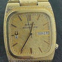 Bulova Rare Accuquartz 1974 Vintage Day-date President 224...