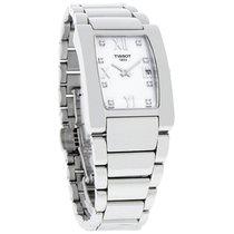 Tissot Generosi-T Ladies Diamond MOP Swiss Quartz Watch...