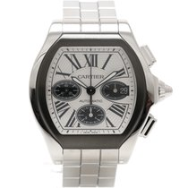 Cartier Roadster Chronograph New Model (Box & Papers)