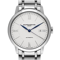 Baume & Mercier Classima Automatic Stainless Steel Mens...