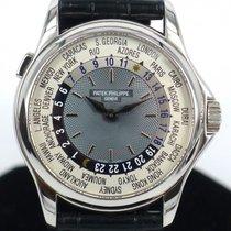 Patek Philippe Platinum World Time Ref 5110P