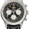 Breitling Navitimer 01 Steel on Leather Deployant