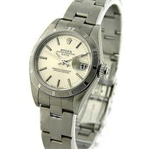 Rolex Used Lady''s Date with Oyster Bracelet