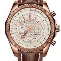Breitling Bentley B04 GMT 18K Red Gold Automatic Men's Watch