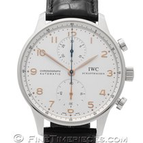 IWC Portugieser Chronograph Automatic Service 2016 3714-01