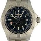 Breitling Avenger II Seawolf Stahl Automatik Chronometer...