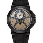 Harry Winston 400/MCRA44ZKC.W Chronograph PVD Watch