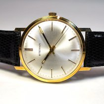 Eterna coin classic yellow gold 18k