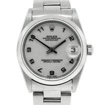 Rolex Datejust 68240 Stainless Steel Midsize Watch with...