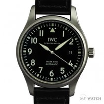 IWC Pilot's Mark XVIII Black Dial Automatic Men's...