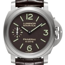 Panerai Luminor Marina 8 Days Titanio Mechanical PAM00564