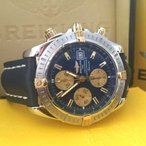 Breitling Chronomat Evolution Gold Steel 44 mm (Full Set 2010)