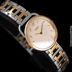 Hermès Midsize Arceau Mens Midsize Unisex Bracelet Watch - 18K...