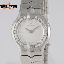 TAG Heuer Alter Ego Steel and Diamonds MOP Dial WP1317-0