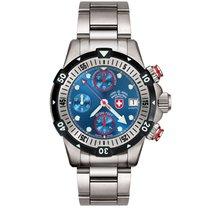 Swiss Military Watch 20.000 Feet Chronograph 1947