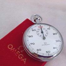 Omega rare vintage 0,01min . / 30min stop watch, serviced