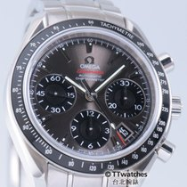 Omega Speedmaster Date 323.30.40.40.06.001 40mm Box Papers...