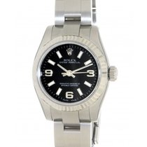Rolex Oyster Perpetual 26mm 176234 In Steel