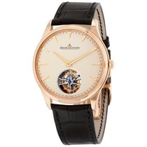 Jaeger-LeCoultre Master Ultra Thin Tourbillon Automatic Mens...