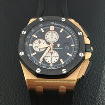 Audemars Piguet Chronograph Royal Oak Offshore 18k Pink gold
