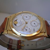 IWC Ingenieur Perpetual Calendar 18Kt Solid Gold With PAPERS