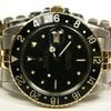 Rolex GMT- Master stainless steel and gold year 1983 MO...