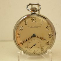 IWC Lepine Cal 67 WW II Observer pocket watch NOS vintage...
