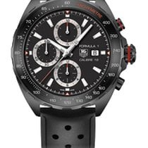 TAG Heuer FORMULA 1 CALIBRE 16 CHRONO FULL BLACK