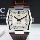 IWC Da Vinci Automatic Vintage Collection Platinum Silver Dial...