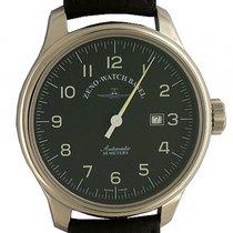 Zeno-Watch Basel Uno Einzeigeruhr Automatic 47mm