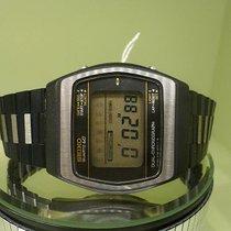 Seiko vintage 1977-78 quartz LC dual chronograph ref 0138-5010...