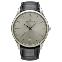 Jaeger-LeCoultre Master Grande Ultra Thin Date - Stainless...