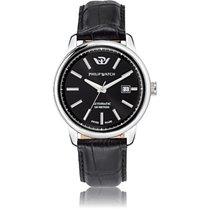 Philip Watch Herrenuhr Kent Automatik R8221178002