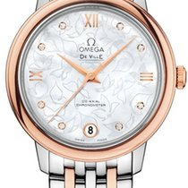 Omega De Ville Women's Watch 424.20.33.20.55.001