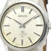 Seiko Vintage Grand Seiko Hi-beat 36000 Steel Hand-winding...