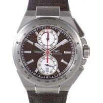 IWC Schaffhausen IW378511 Ingenieur Chronograph Silberpfeil...