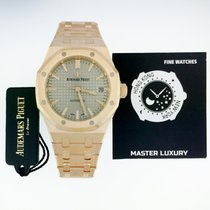 Audemars Piguet 15450OR.OO.1256OR.01  Royal Oak Automatic