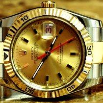 Rolex Datejust TurnOgraph  18k Gold / Steel