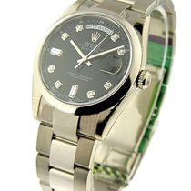 Rolex Unworn 118209 Day - Date President in White Gold with...