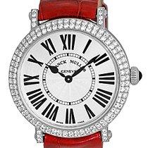 """Franck Muller Lady's 18K White Gold  Diamond """"Classic..."""