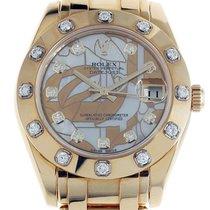 Rolex Datejust Pearlmaster ref. 81318